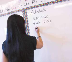 Una buena reforma educativa
