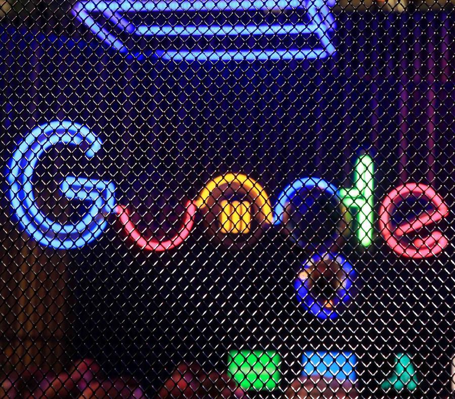 Logo de Google. (semisquare-x3)