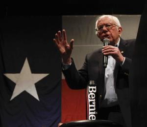 """Mis """"encuentros"""" con Bernie Sanders"""