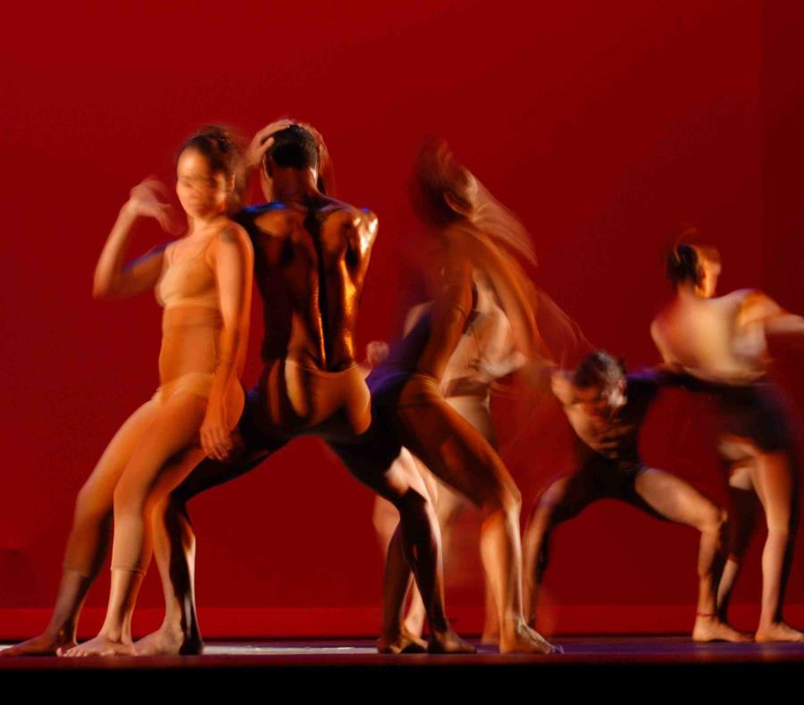 El evento contará con diversos artistas del movimiento. En la foto, el grupo Hincapié -fundado por Petra Bravo- durante una presentación en el 2009. (Suministrada) (semisquare-x3)