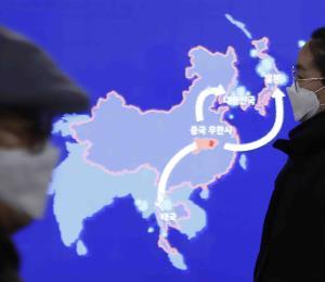 El coronavirus y la geopolítica mundial