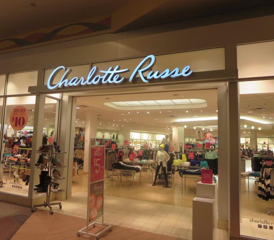 La cadena de tiendas de ropa para mujeres Charlotte Russe cerrarán en los próximos meses 94 tiendas en Estados Unidos.  (semisquare-x3)