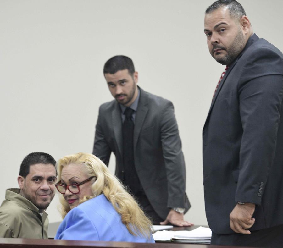 Steven Sánchez Mártir está preso en la cárcel federal de Guaynabo (semisquare-x3)