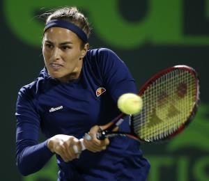 Mónica Puig asciende en el ranking de la WTA