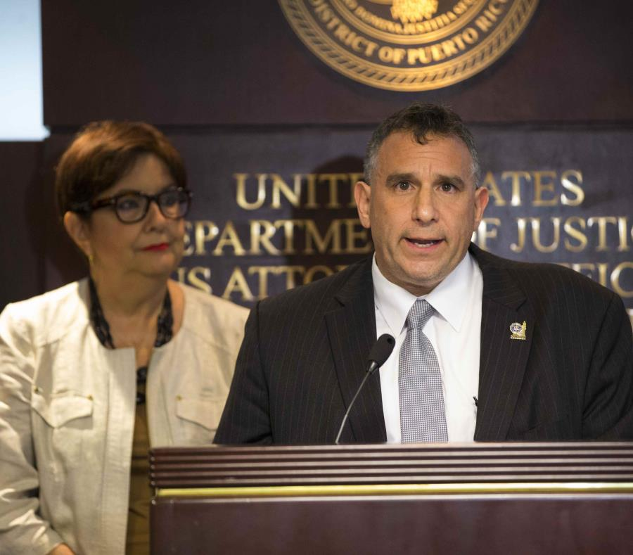 Douglas Leff, jefe del FBI en Puerto Rico. (semisquare-x3)