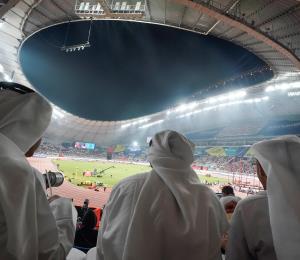 Medalla de hojalata para el Mundial de Doha