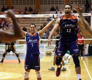 Guaynabo construye una dinastía en el voleibol masculino