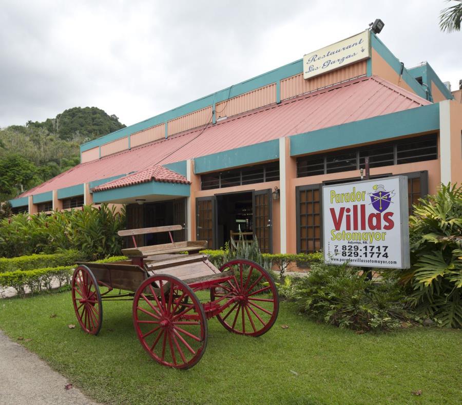 El parador Villas de Sotomayor es una de las hospederías participantes de la tarjeta de descuentos (semisquare-x3)