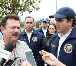 La respuesta rápida de los municipios ante el desastre