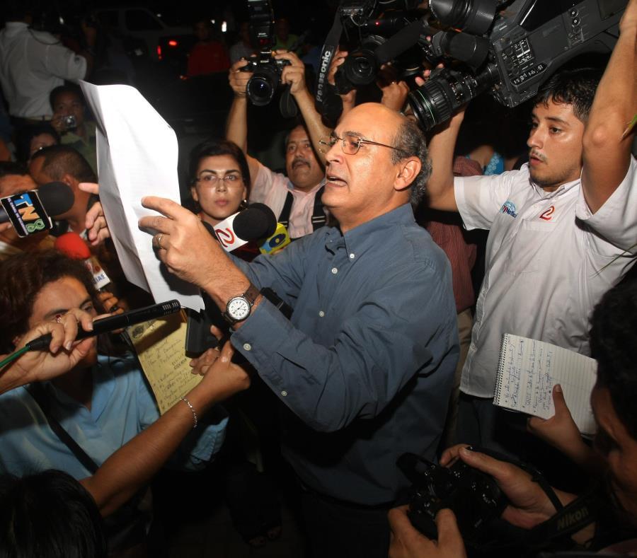 Carlos Fernando Chamorro dirige el diario Confidencial y el programa televisivo Esta Semana. (GFR Media) (semisquare-x3)