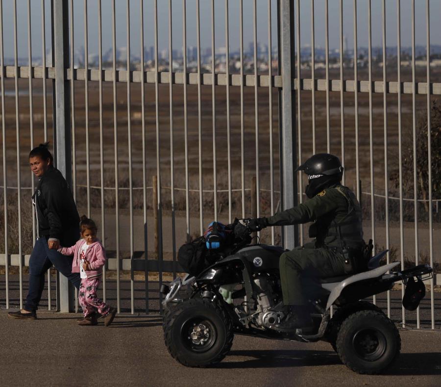 Más de mil quinientos migrantes piden asilo en Coahuila