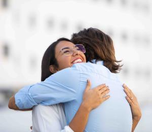 Hoy es el Día Nacional del Abrazo