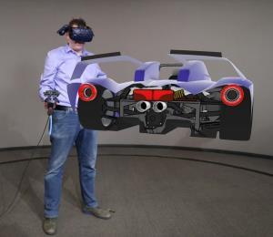 Ford colabora en una nueva herramienta para diseñar vehículos