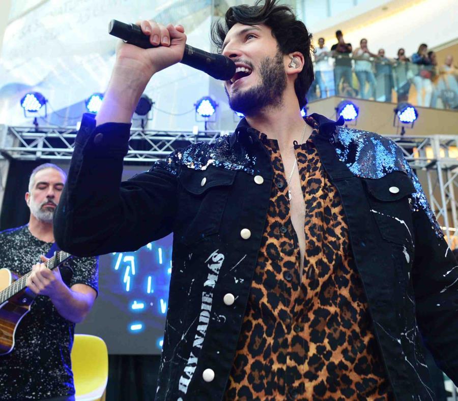 Sebastián Yatra goza de gran popularidad en la industria musical. (GFR Media) (semisquare-x3)