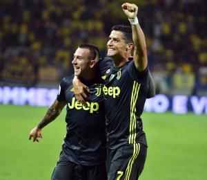 Cristiano Ronaldo se reivindica en la victoria del Juventus
