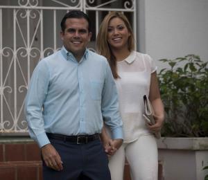 Ricky y Bea, binomio electoral