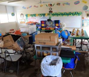 La reapertura de las escuelas públicas