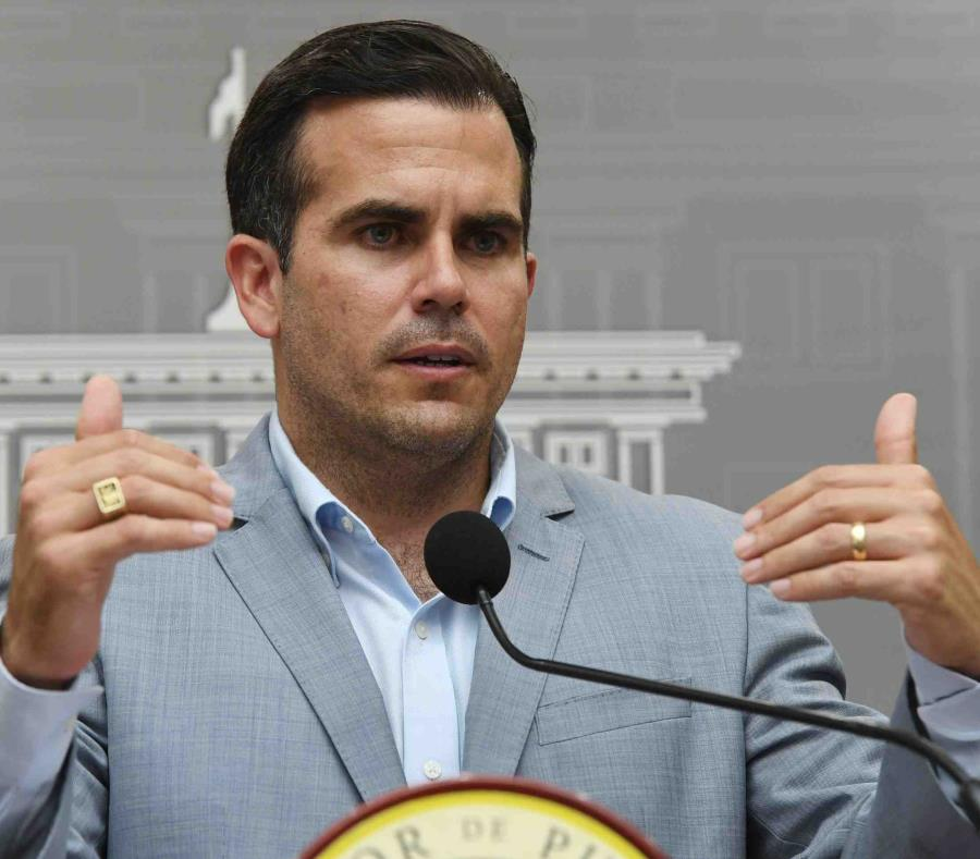 Ricardo Rossello Nevares, Governor of Puerto Rico. (semisquare-x3)