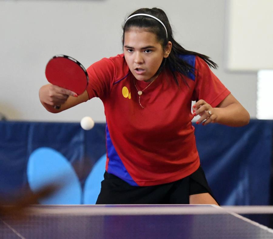 Adriana Díaz es la segunda sembrada del torneo y presenta buenas posibilidades de alcanzar uno de los pasajes mundialistas. (semisquare-x3)