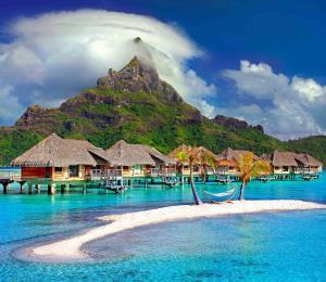 Islas alrededor del mundo con encanto único