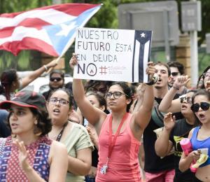 Estados Unidos echó a pérdida a Puerto Rico