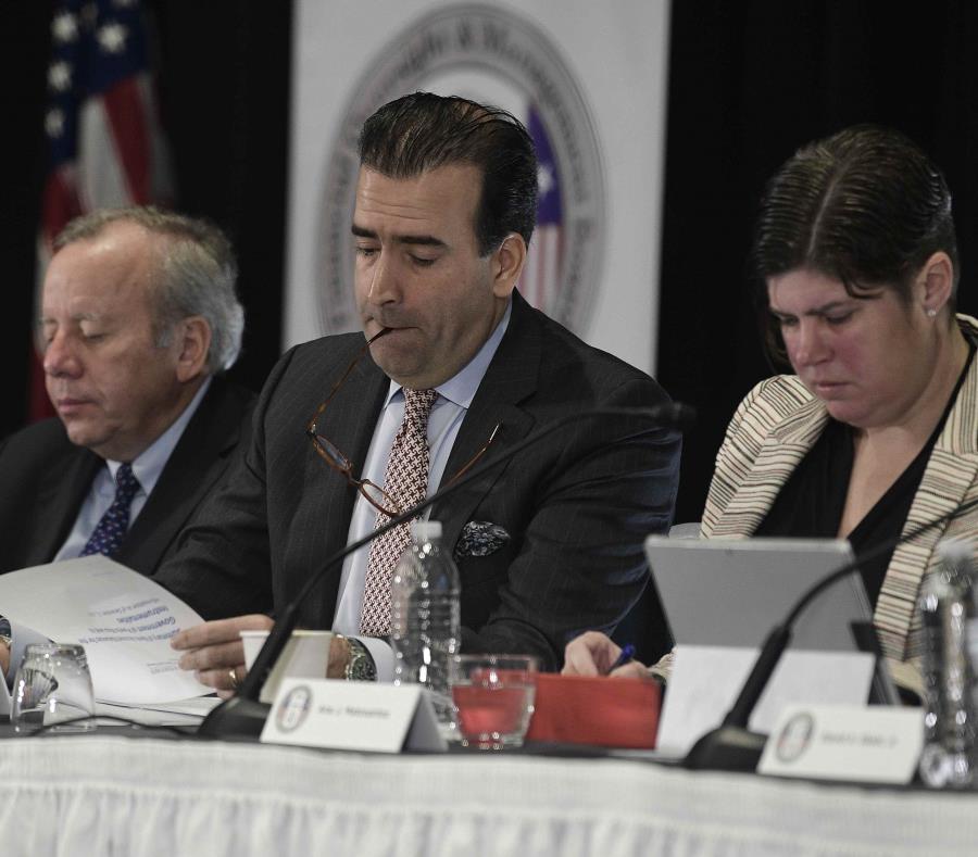 La Junta aclaró que no publicará ninguna solicitud de reasignación