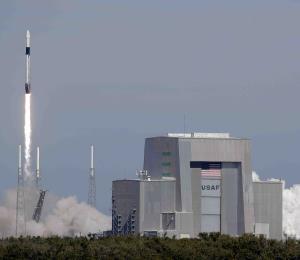 Suministros navideños llegan a la Estación Espacial Internacional