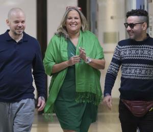 La jueza se reserva el fallo en el juicio contra René Pérez y Eduardo Cabra