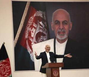 Una bomba deja 24 muertos en medio de un mitin del presidente de Afganistán