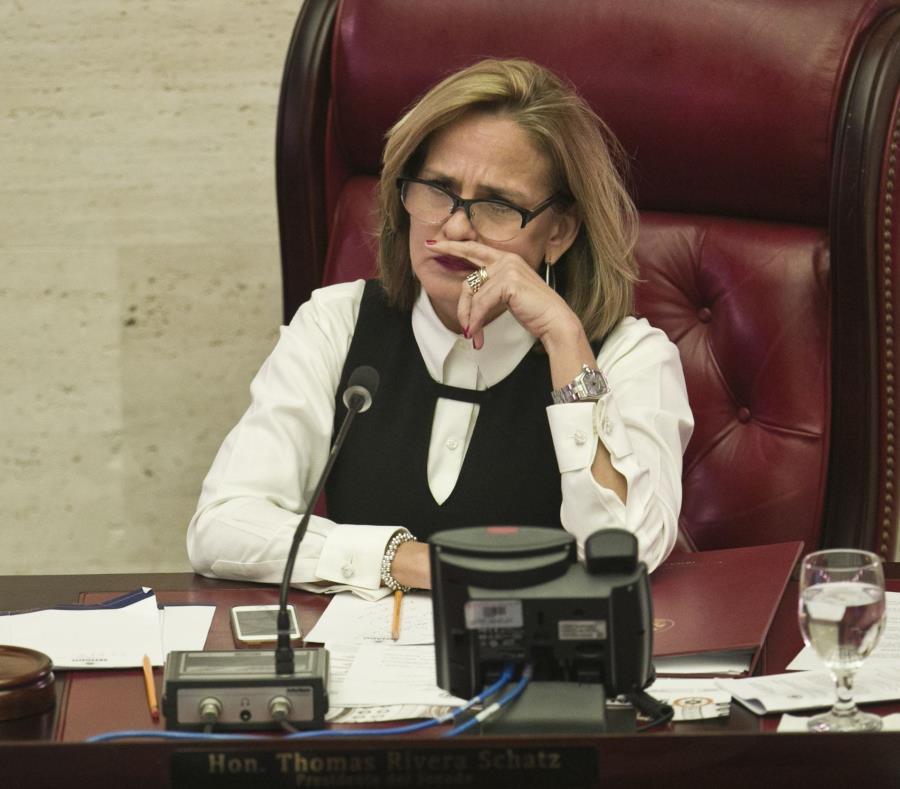 Zoé Laboy es la autora de la de la Resolución del Senado 972. (GFR Media) (semisquare-x3)