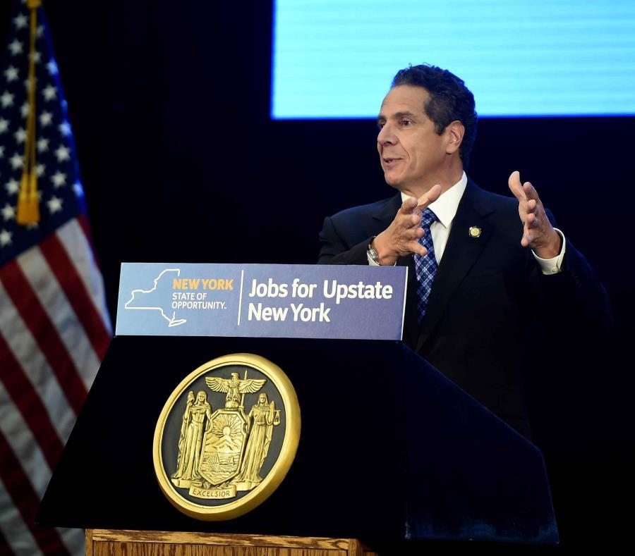 El gobernador de Nueva York arribará esta tarde en Puerto Rico