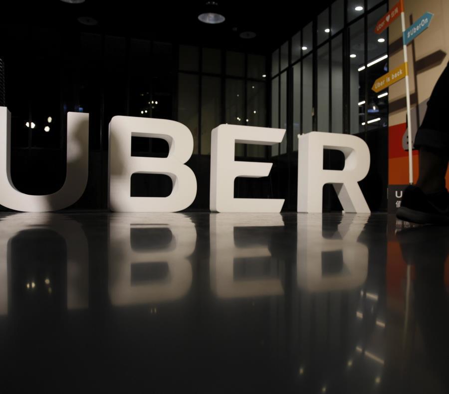 Llevaba trabajando una semana con Uber. (GFR Media) (semisquare-x3)