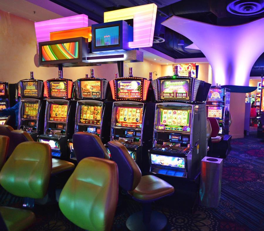 En la imagem, el Casino Metro en el Hotel Sheraton del Centro de Convenciones. (GFR Media) (semisquare-x3)
