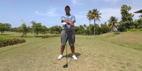 Rafa Campos le hace frente a la nueva realidad del golf tras la pandemia