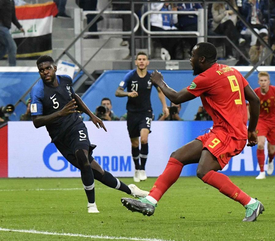 Disculpen, pero estoy en la final: Mbappé responde a Bélgica