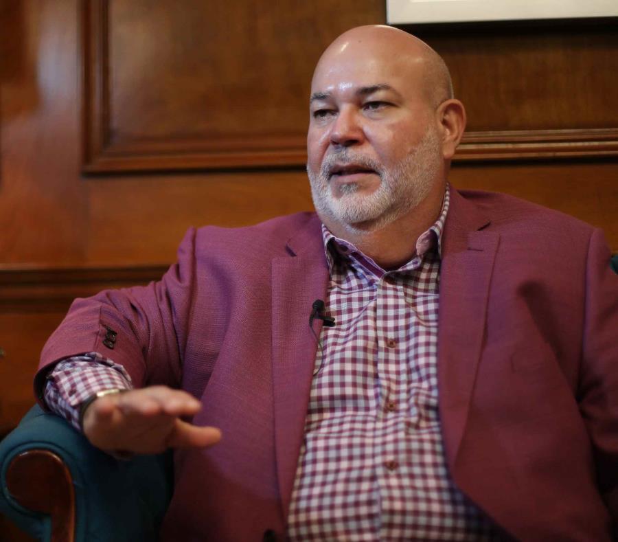 """El presidente de la Cámara de Representantes, Carlos """"Johnny"""" Méndez. (semisquare-x3)"""