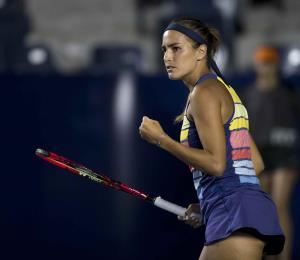 Mónica Puig avanza a la segunda ronda en Quebec