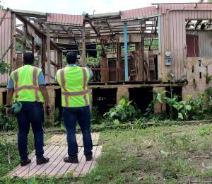 Urge un coordinador federal de reconstrucción