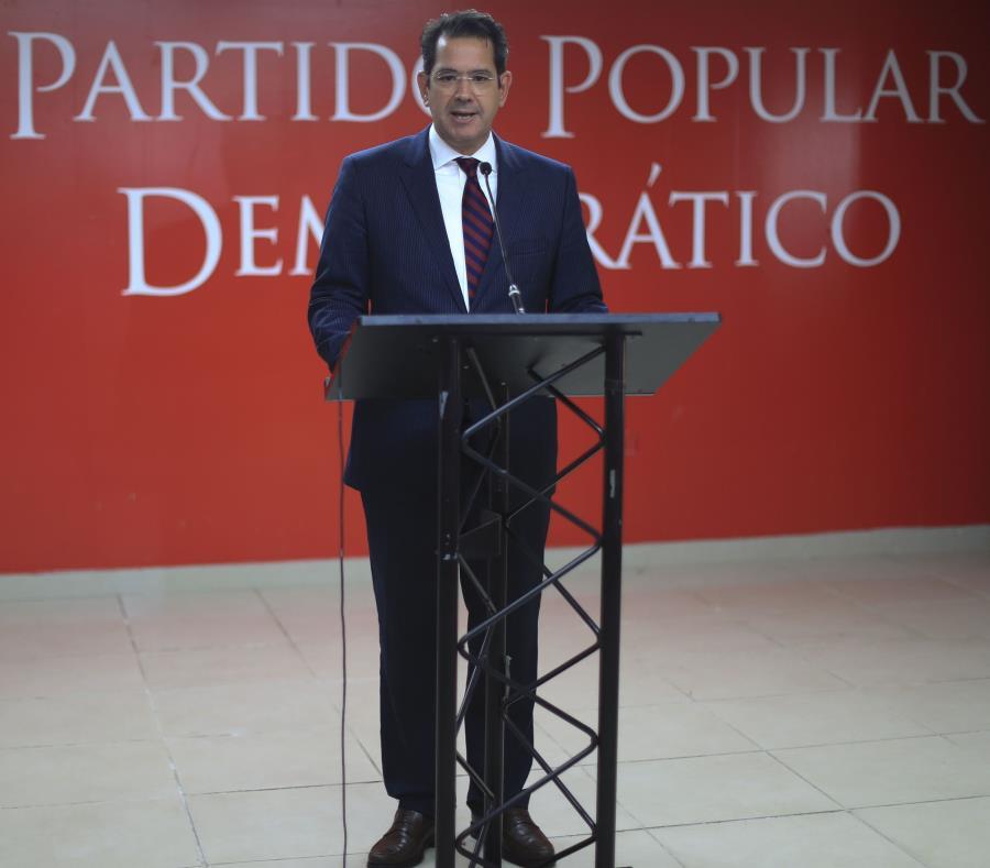 Roberto Prats aseguró que la solución para la isla es un mejor Estado Libre Asociado.  (GFR Media) (semisquare-x3)