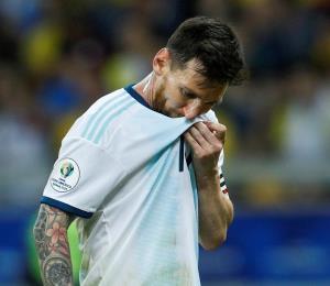 Lionel Messi y el capítulo que falta en el libro de su vida