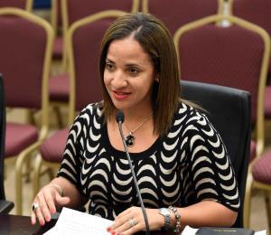 Denuncian que Llerandi no quiere renovar la licencia sin sueldo de la comisionada electoral alterna del PPD