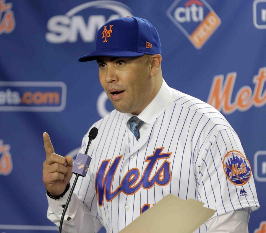 Carlos Beltran Esta Loco Por Dirigir A Los Mets En Puerto