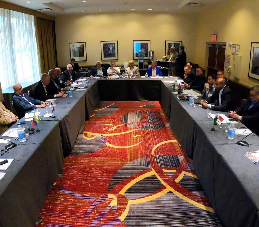Asamblea de la Confederación Hípica del Caribe. (Suministrada) (semisquare-x3)