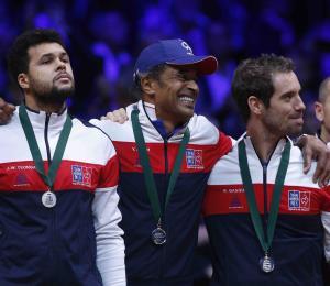 Sebastien Grosjean será el capitán del equipo francés en la Copa Davis