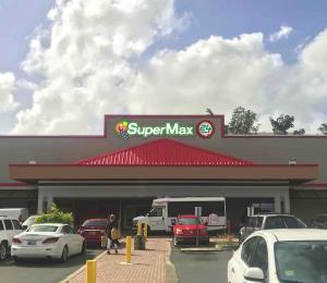 Todo listo para el estreno de SuperMax en Plaza Caparra