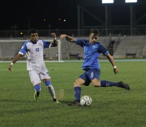 Guatemala golea a Puerto Rico en el inicio de la Liga de Naciones