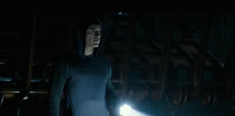 El protagonista de la producción es Michael Fassbender. (IMDB) (horizontal-x3)