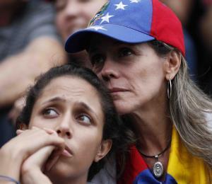 ¡Qué pena, Venezuela!
