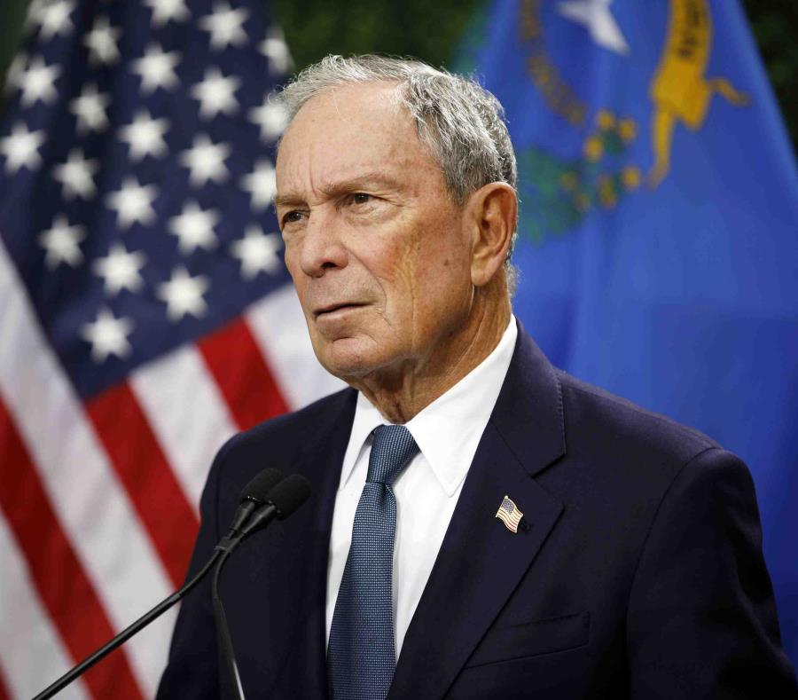 El Ex alcalde de Nueva York, se echa en præsidentræset — Periódico