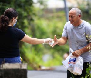 Altruismo en tiempos de cuarentena